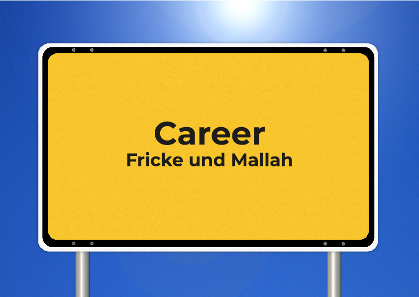 Career at Fricke und Mallah