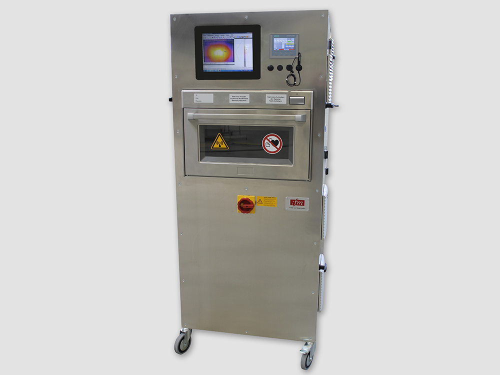 Laboratory oven 2 kW / 2.45 GHz, Solid State Microwave Technology